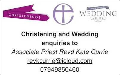 ChristeningWeddingenquiries